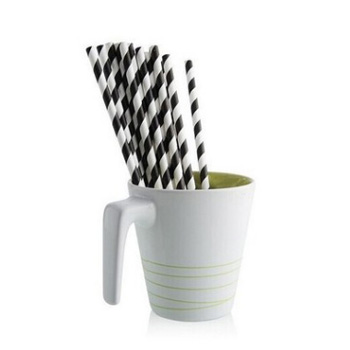 Direct paper straw, disposable paper straw